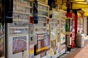 コンビニタバコ買い方タスポたばこ自販機