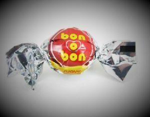 コンビニバレンタインラッピングボノボン