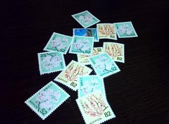 コンビニ切手買い方