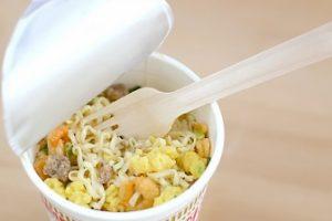 コンビニ新商品おすすめカップ麺